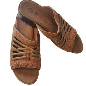    CLARKS    Bendables Size 10 Slide Sandal
